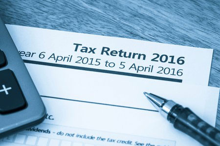 individual tax returns accounts